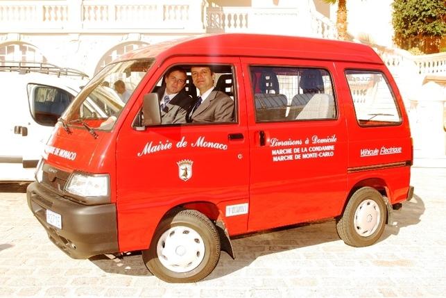 Monaco : présentation de ses nouveaux véhicules électriques