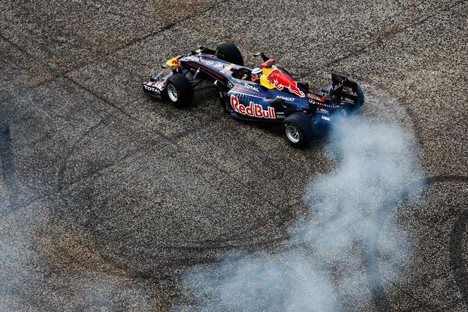 Formule Un : la FIA légalise les donuts