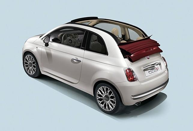 Fiat 500C : en concession dès juillet à partir de 16.600 euros (Italie)
