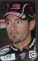 Superbike: Biaggi incertain pour Valence