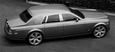 Rolls Royce Phantom par Project Kahn