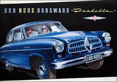 Borgward le retour