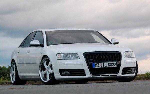 Audi S8 V10. Audi S8 par Mariani : pour