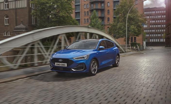 Ford Focus restylée: voici tout ce qui change