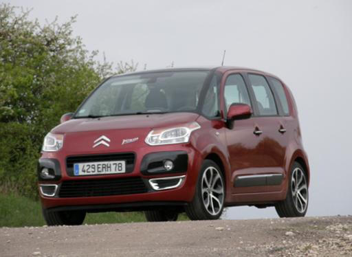 Essai - Citroën C3 Picasso 1.6 VTi 120 ch : l'essence mieux que le diesel ?