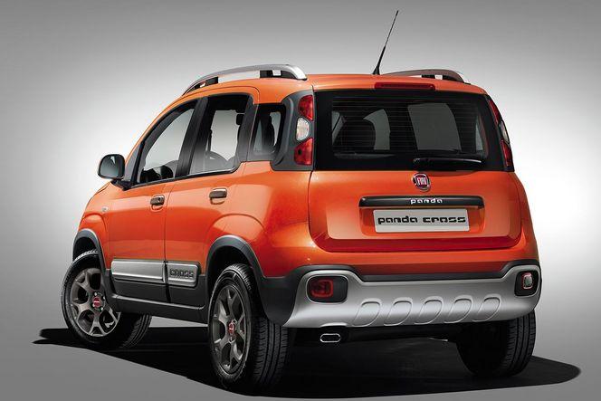 Toutes les nouveautés du salon de Genève 2014 - Fiat Panda 4x4 Cross