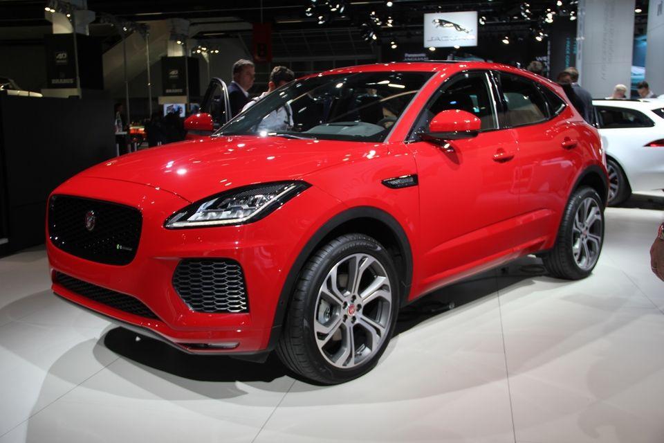 Jaguar E-Pace : futur best-seller - Vidéo en direct du ...