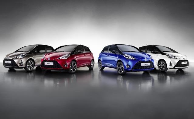 Salon de Genève 2017 - Toyota Yaris restylée: peaufinée