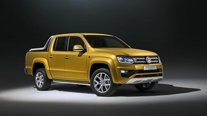 Salon de Francfort 2017 - Volkswagen Amarok Aventura : hausse de puissance