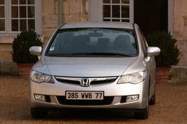 Essai - Honda Civic Hybrid 2006 : 1200 km pour juger