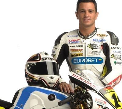 Moto GP - Espagne: Le Qatar a rendu Randy prudent