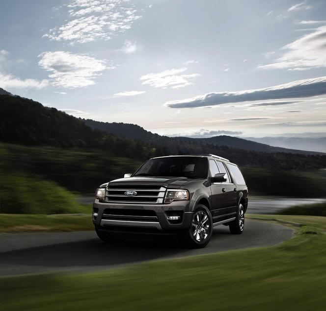 Nouveau Ford Expedition 2015