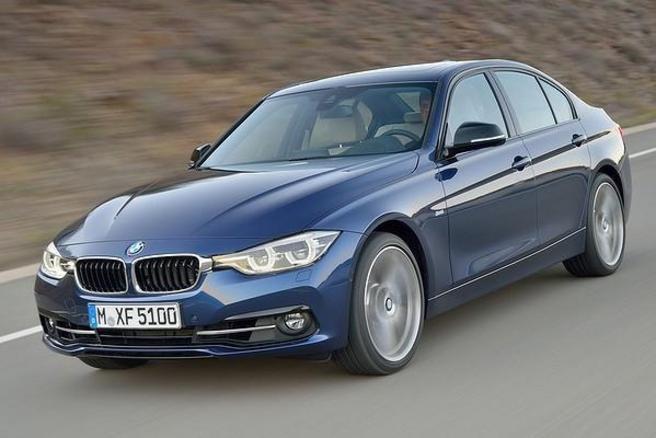 (MAJ photos et infos) BMW : voici les premières images du restylage de la Série 3