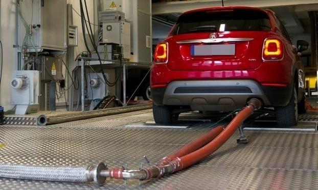 La Fiat 500X diesel est mise en cause pour des émissions de NOx trop élevées.