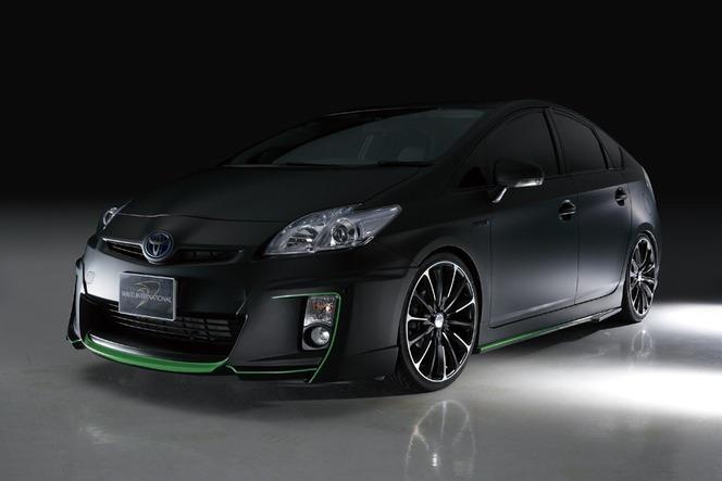 Wald International rhabille la Toyota Prius
