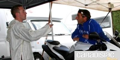 Trophée Pirelli 600 au Vigeant (86): les essais... c'est fait pour essayer!!!