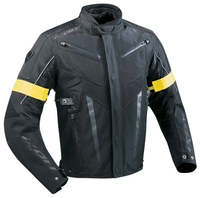 Visiblement racing, le blouson Ixon Gallium.
