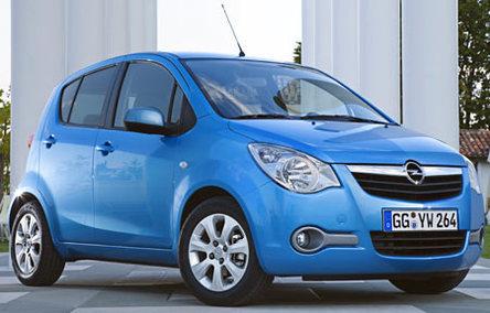 La nouvelle Opel Agila est peu gourmande en carburant. Le bonus à l'achat de 700 euros est à sa portée !