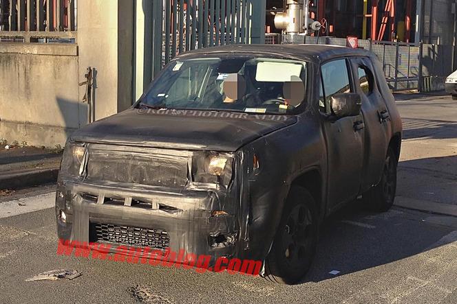 Toutes les nouveautés du salon de Genève 2014 – Jeep Laredo : la mini Jeep