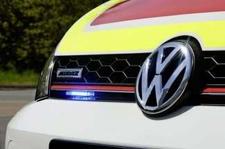 Volkswagen dévoile une Golf Alltrack d'intervention