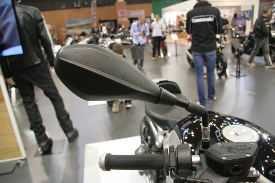 Vidéo en direct du salon de la moto : BMW R NineT