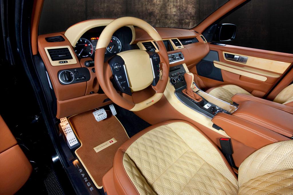 2010 mansory range rover sport dark cars wallpapers for Interieur range rover evoque