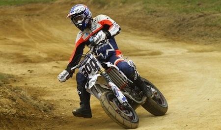 Supermotard championnat de France 2012 Lohéac, team Blot: ils ont dit...