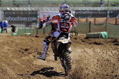 Motocross mondial :  Bellpuig MX 1; Max Nagl remporte sa 3ème manche de la saison