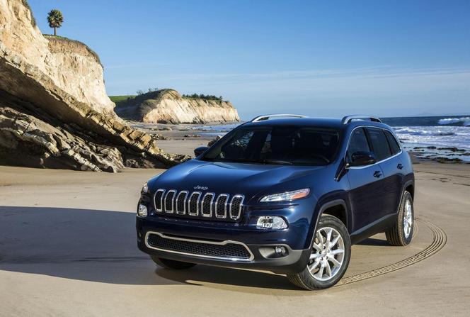 Toutes les nouveautés du salon de Genève 2014 – Nouveau Jeep Cherokee : Predator