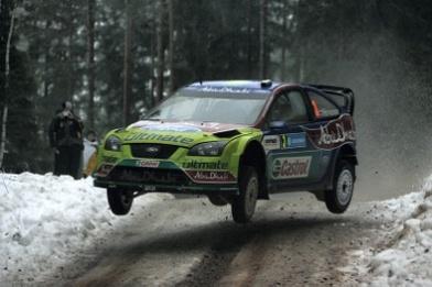 WRC Suède Jour 2: Loeb abandonne, Latvala bastonne
