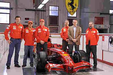 Formule 1 - Ferrari: La F2008, déjà l'épouvantail ?