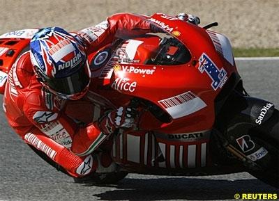Moto GP - Espagne D.2: Demain, Casey en épicier ?