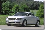 Essai : Audi TT2 : la tête et les jambes