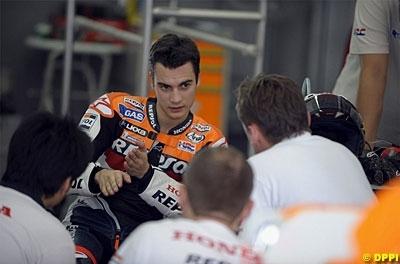 Moto GP - Espagne D.2: Pedrosa, surpris d'être là
