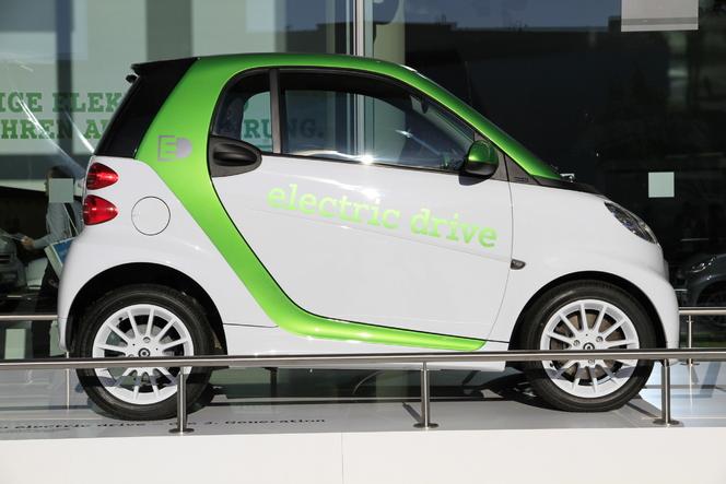 En direct de Francfort 2011 - Smart Fortwo electric drive, la troisième