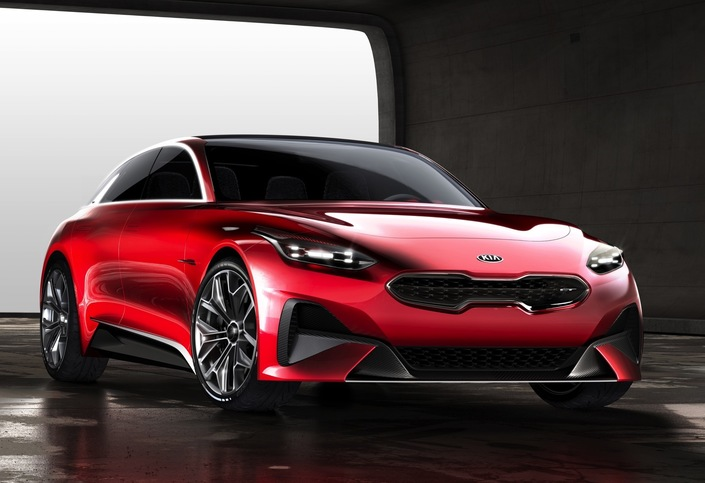 Salon de Francfort 2017 - Kia Pro_cee'd Concept : break de charme