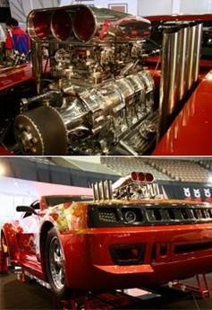 Holden Muscle 350 : l'histoire étonnante de l'improbable coupé Hummer GT