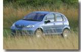 AVRIL, Audi A4 cabriolet, Citroën C3, Lancia Thesis, Opel Vectra 4 portes, Volkswagen Phaeton