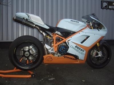 Endurance : Une Ducati 1098R privée pour 3 des 6 manches