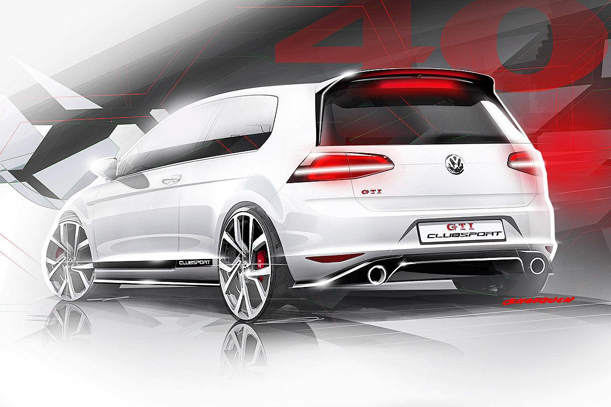 w rthersee 2015 vw golf gti clubsport 265 ch tr s r alistes. Black Bedroom Furniture Sets. Home Design Ideas