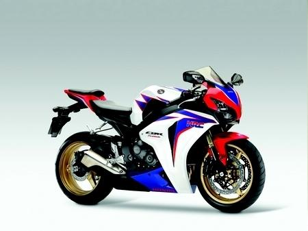 Nouveauté Honda 2010 : Discrètes évolutions pour la CBR 1000RR