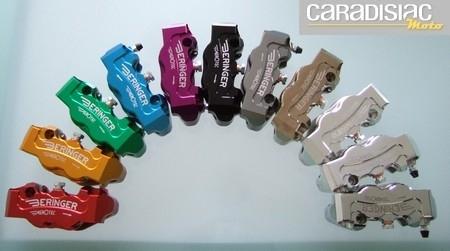 Beringer : mettez de la couleur dans vos freinages !