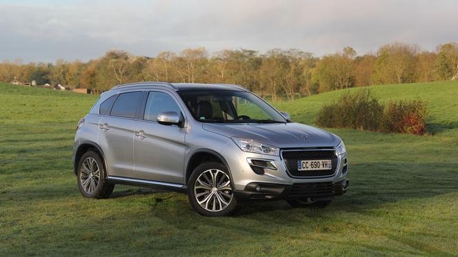 Essai vidéo - Peugeot 4008 : péché d'orgueil