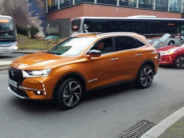DS: est-ce le nouveau SUV de la marque?