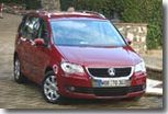 Essai - Volkswagen Touran restylé : légèrement mieux