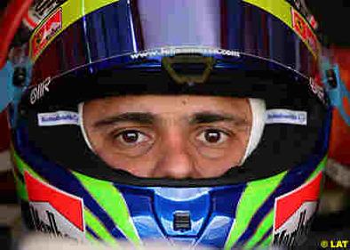Formule 1 - Test Bahreïn D.3: Massa, enfin