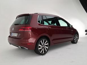 Volkswagen Golf Sportsvan restylée 2017 : les premières images en live