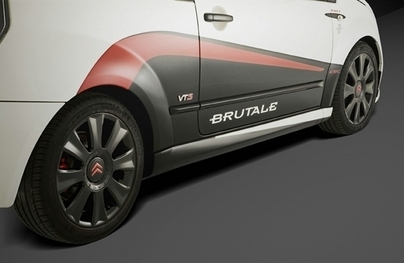 """Pour les fans """"Brutale"""" en quatre roues : la MV C2 Citroën Agusta"""