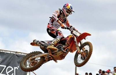 Motocross mondial :  Bellpuig MX 2, KTM s'en sort bien