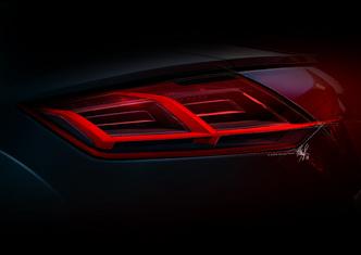 Genève 2014 : le nouvel Audi TT se dessine